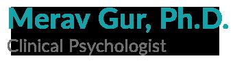 Merav Gur, Ph.D.